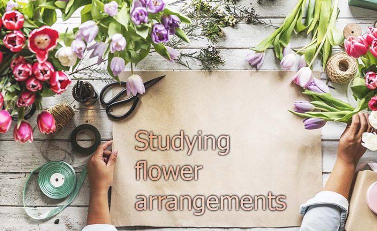 เรียนจัดดอกไม้